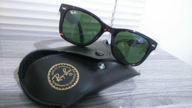 Óculos Rayban 2140 Wayfarer - Tartaruga