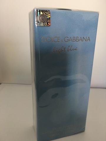 Perfume Light Blue - Dolce & Gabbana
