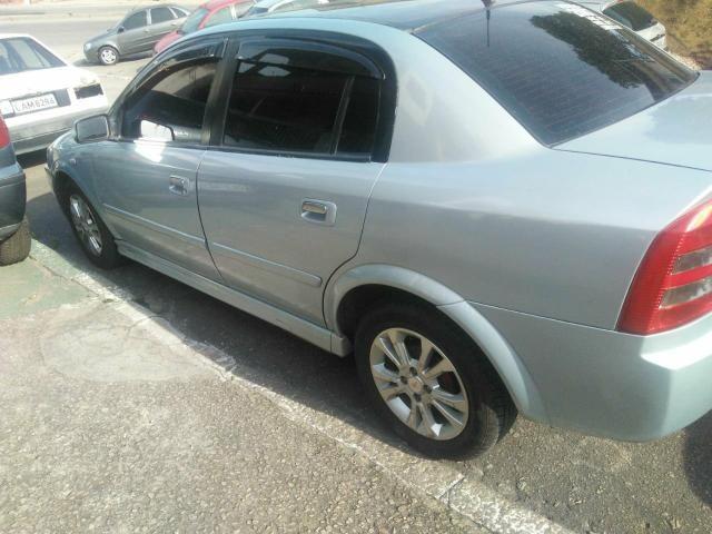 Astra sedan 2007