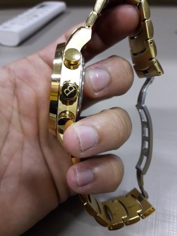 Relógio Luxo BVLGARI Iron Man Subaqua Skeleton.