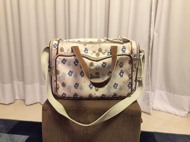 Bolsa Master Bag Baby