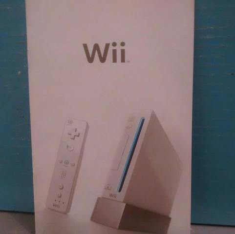 Nintendo Wii + 3 Jogos