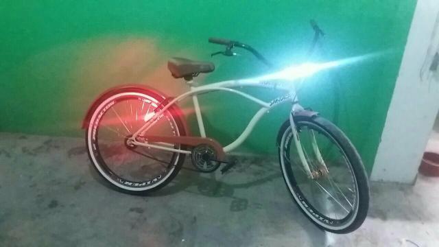 Bicicleta beach aro 26