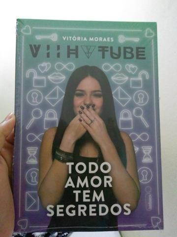 Livro vih tube 12,00 reais