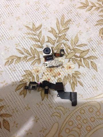 Câmera frontal e Câmera traseira para IPhone 5/5s