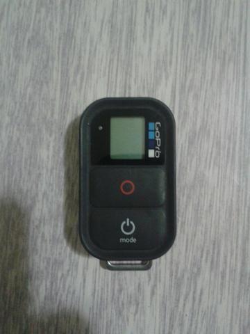 Controle Wifi Gopro