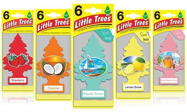 Little Trees só 9,90.Casa do Xenon 996440905