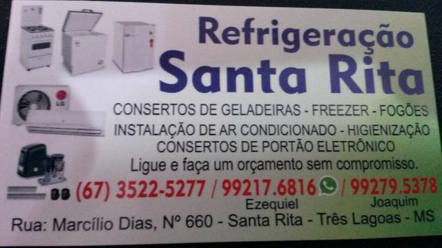 Refrigeração Sta Rita