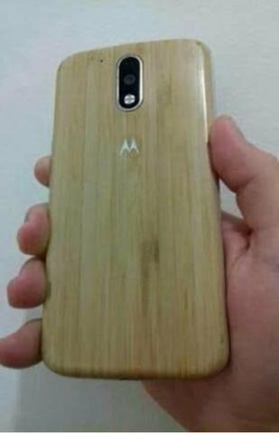 Compro capa bambu original do moto g4 plus