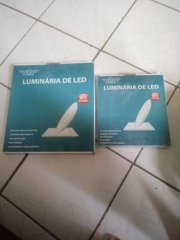 Vendo luminaria de led