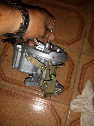 Carburador webber bijet v8 302