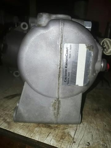 Kr refrigeração automotiva