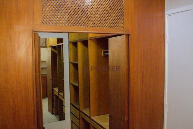 Apartamento com 3 dormitórios para alugar, 270 m², 03 vagas de garagens, ED. NOTRE DAME, p - Foto 19