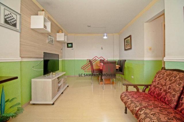 Apartamento com 3 dormitórios à venda, 69 m² por r$ 270.000,00 - santa quitéria - curitiba - Foto 9
