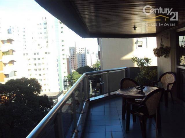 Apartamento com 3 dormitórios à venda, 178 m² - centro - londrina/pr - Foto 11