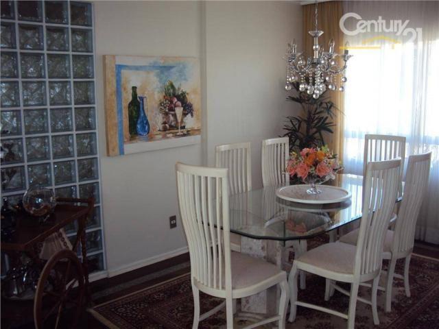 Apartamento com 3 dormitórios à venda, 178 m² - centro - londrina/pr - Foto 16