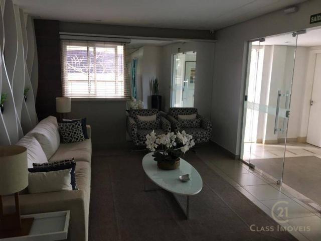 Apartamento com 3 dormitórios à venda, 83 m² por r$ 398.000,00 - gleba palhano - londrina/ - Foto 16