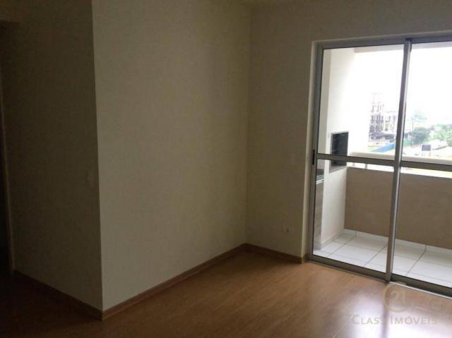 Apartamento com 3 dormitórios à venda, 69 m² por r$ 315.000 - gleba palhano - londrina/pr - Foto 5
