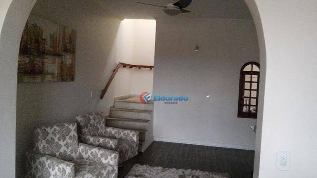 Sobrado com 4 dormitórios à venda, 350 m² por r$ 710.000,00 - jardim santa clara do lago i - Foto 10