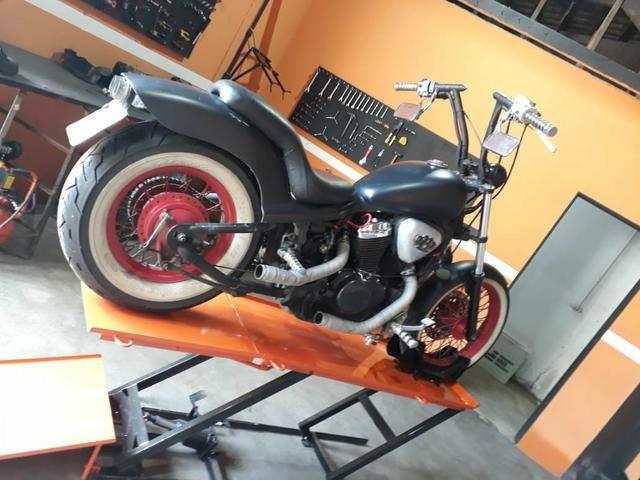 Elevador para motos 350 kg - Fabrica 24h zap - Foto 13