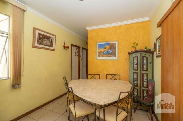 Apartamento à venda com 3 dormitórios em Grajaú, Belo horizonte cod:240065 - Foto 4