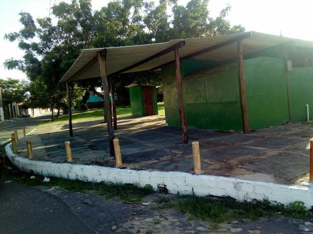 Vende-se trailer na Beira Rio