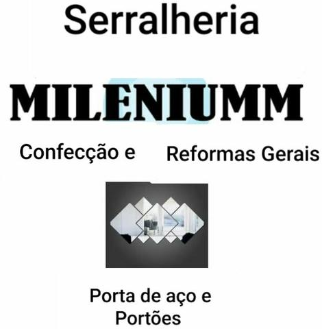 c5adb50cea1 Serralheria Confecção e Reformas - Serviços - Cj Res Humaitá