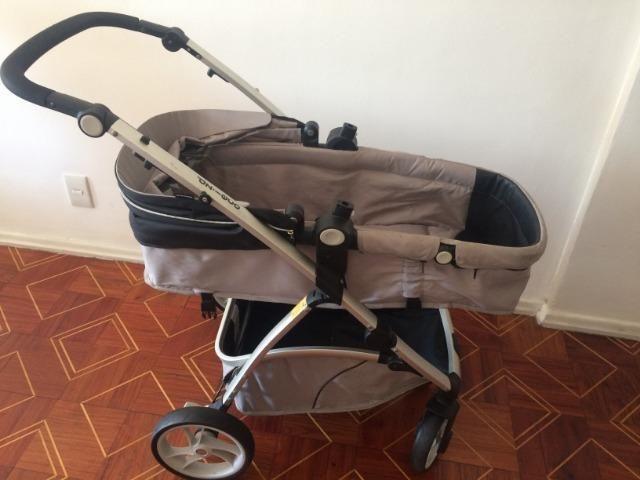 Carrinho/ Bebe Conforto/ Base carro - Dzieco