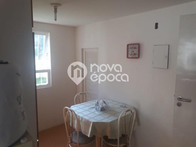 Casa de condomínio à venda com 4 dormitórios em Taquara, Rio de janeiro cod:LN4CS31589 - Foto 6