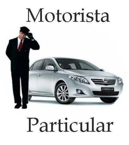 Motorista Partiular