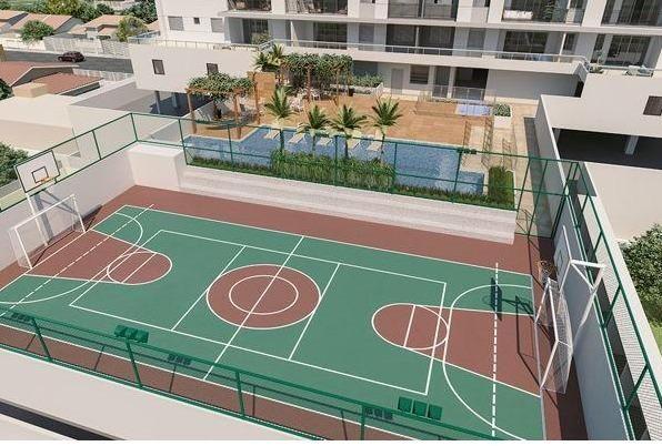 Apartamento 96m², 3 suítes - Setor Coimbra em Goiânia - Foto 14
