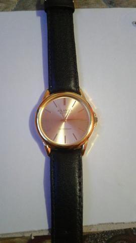 7a9bae6ef87 Relógio Atlantis quartz - Bijouterias