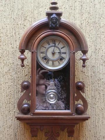 92f0115f556 Antigo Relógio Ansônia Maria Antonieta Revisado