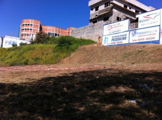 Terreno comercial para locação, vila santa terezinha, várzea paulista. - Foto 3