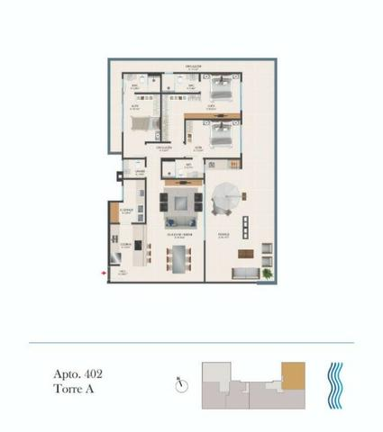 Apartamento no novo campeche com obras adiantadas - Foto 5