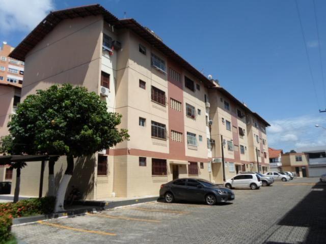 Damas - apto 73 m² 3 qtos, 3 wc´s, vaga coberta.(cód.515)
