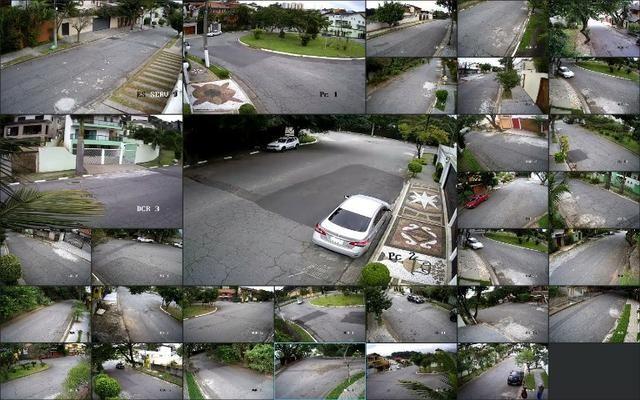 Câmera para Monitoramento Casas Lojas Estacionametos IP 2 Antenas Ydtech - SKU: 82021 - Foto 2