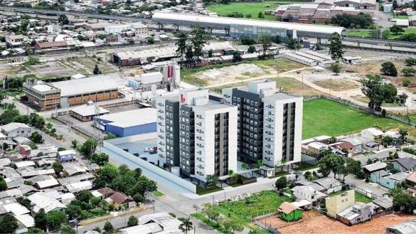 Residencial punta del este, apartamento 2 dormitórios eleva padrão do bairro santo afonso - Foto 9