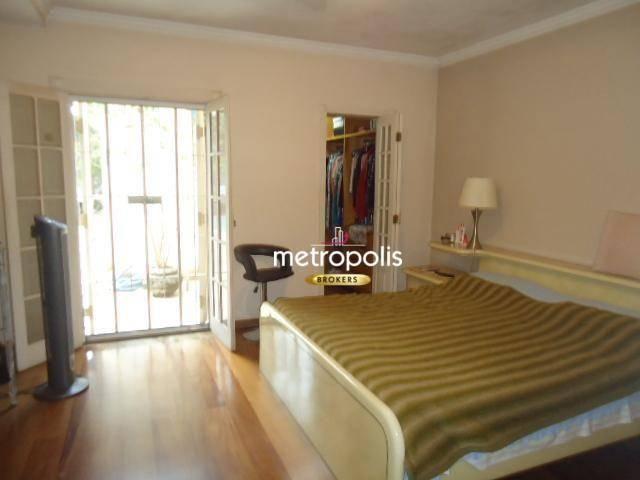 Casa para alugar, 500 m² por r$ 8.500,00/mês - barcelona - são caetano do sul/sp - Foto 12
