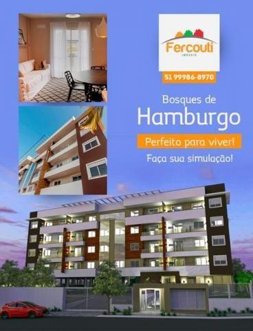 Apartamento residencial à venda, canudos, novo hamburgo - ap0070. - Foto 7
