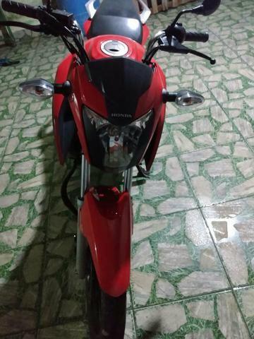 Honda Titan 160 17/17 Quitada