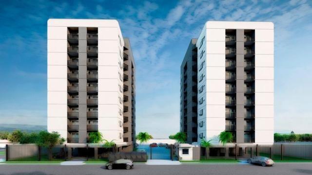 Residencial punta del este, apartamento 2 dormitórios eleva padrão do bairro santo afonso - Foto 10