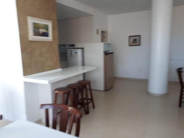 Apartamento residencial à venda, costeira do pirajubaé, florianópolis. - Foto 13