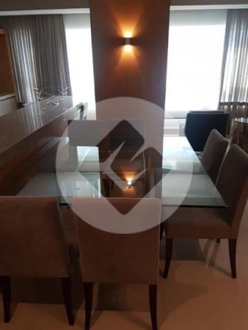Apartamento Genialle Flamboyant 3 quartos no Jardim Goiás em Goiânia - Foto 5