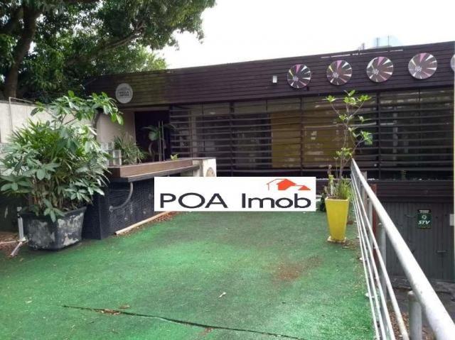 Casa para alugar, 500 m² por r$ 10.000,00/mês - boa vista - porto alegre/rs - Foto 2