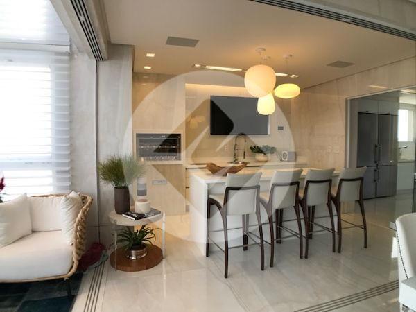 Apartamento duplex no LandScape no Parque Flamboyant com 4 quartos no Jardim Goiás - Foto 7