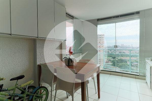 Apartamento Residencial Terraço Amazonas 3 quartos no Parque Amazônia - Foto 4