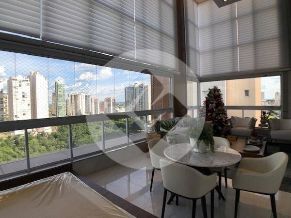 Apartamento duplex no LandScape no Parque Flamboyant com 4 quartos no Jardim Goiás - Foto 6