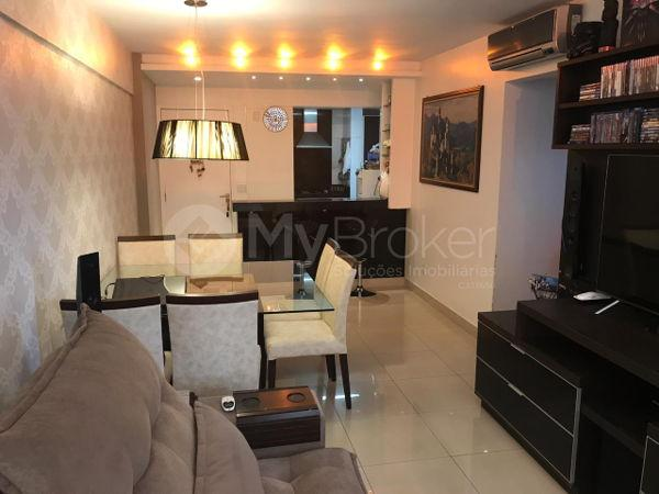 Apartamento no Gilberto Guimarães com 3 quartos no Alto da Glória em Goiânia - Foto 2