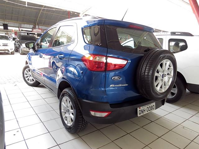 Ford Ecosport 1.5 tivct flex se manual - Foto 4
